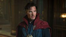 Benedict Cumberbatch had another HUGE role in Doctor Strange