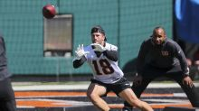 Trent Taylor won't wear A.J. Green's No. 18 jersey number with Bengals