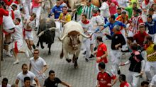 San Francisco Man Gored In Neck At Pamplona's Running Of The Bulls