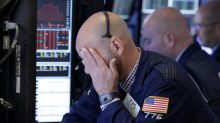 Stocks book a loss as Trump cancels North Korea summit, energy shares sell off