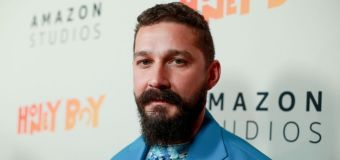 LaBeouf's new movie called out for 'brownfacing'