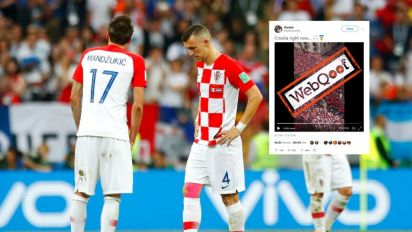 Video Showing WC Festivities in Croatia is ACTUALLY from Spain