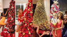 Dia de Reis: famosos que mais terão trabalho com árvores gigantes de Natal