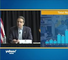 Cuomo: Rate of hospitalizations decreasing