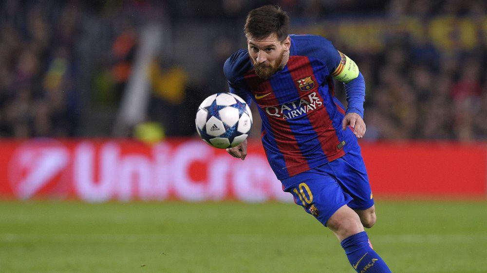 Messi forzó la amarilla ante el Valencia y no jugará en Granada