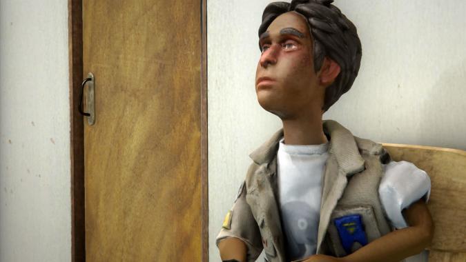 'Harold Halibut' brings back stop-motion video games