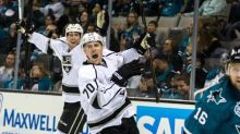 NHL: Kings top Canucks in first NHL game in China