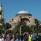 Hagia Sophia icons to be covered as criticism of conversion plan intensifies
