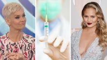 The bizarre procedure celebrities use to stop sweat