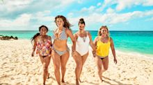 The ultimate swimsuit guide for big busts and curvy bottoms