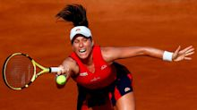 Johanna Konta reveals split with coachThomas Hogstedt as she loses in straight sets in Rome