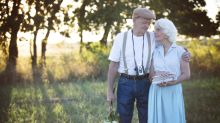 Couple Celebrate 57 Years Of Marriage With The Sweetest Notebook Inspired Photoshoot
