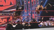 Massenkeilerei toppt chaotisches WWE RAW