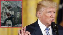 """Sharknado 3"": Trump hätte beinahe mitgespielt"