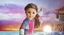 American Girl unveils its 2020 doll: a surfer-cheerleader with a hearing aid