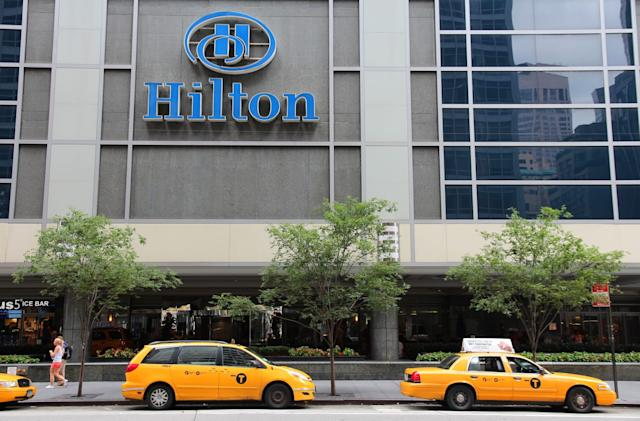 Hilton Honors members can spend their points on Amazon