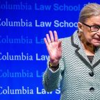 Ruth Bader Ginsburg Returns to the Supreme Court With Vigor
