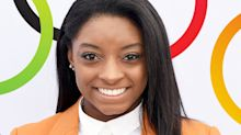 Simone Biles Got Her Very First Tattoo