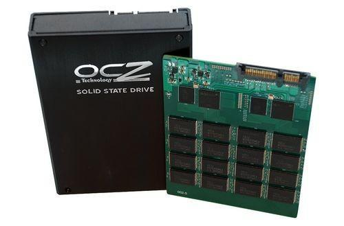 OCZ's Colossus SSD comes out of its shell