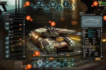 Massively Exclusive: Trion previews End of Nations' armory