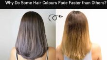 These are the reasons why some hair colours last longer than others