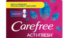 Carefree® Launches Acti-Fresh® Panty Liners with New and Improved Twist Resist Technology