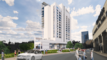 New Hyatt Centric hotel planned behind Lenox Square