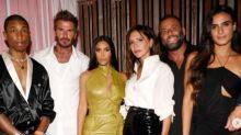 David Beckham congrega a numerosos famosos para apoyar a su Inter de Miami