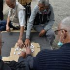 In protest stronghold, Algerians divided over constitutional vote