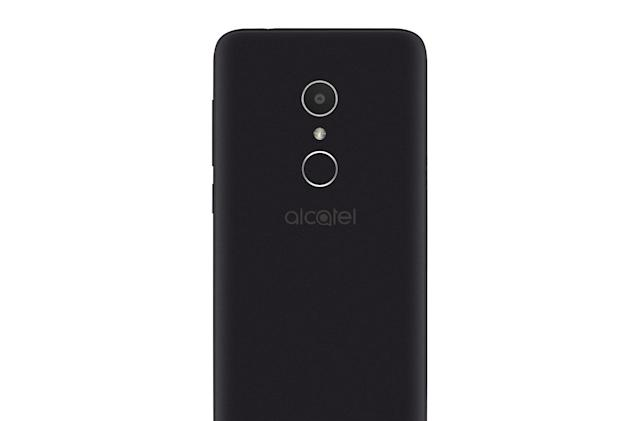 Alcatel's Android Go phone is headed to the US