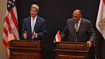 Kerry calls for inclusive government in Iraq