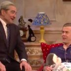 Robert De Niro's Mueller Pitches Scary Bedtime Story To 'Eric Trump' On 'SNL'