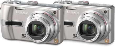 Panasonic's 2007 line-up of Lumix cams -- the other 9
