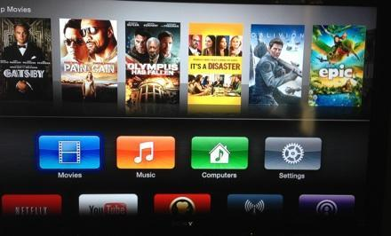 Apple TV outage: TV shows menu not visible (Updated)
