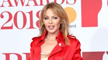 Kylie Minogue says having cancer means she'll go through menopause twice