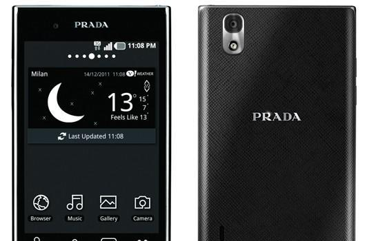 LG Prada 3.0 peeks out from the curtain ahead of its catwalk launch (update: it's official)