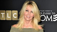 Heather Locklear Temporarily Leaves Rehab for Christmas: Source