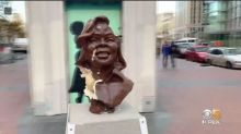 Sculpture Honoring Breonna Taylor Smashed In Oakland