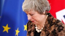 May remonstrates with EU as her Brexit plea is cast as humiliation