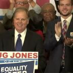 AP: Democrat Doug Jones wins Senate election in Alabama, beating Roy Moore