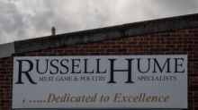 Meat safety scare firm Russell Hume collapses with 266 jobs lost