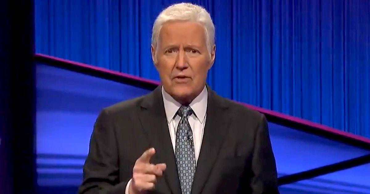 'Jeopardy!' Surprises Fans With A Pre-Recorded Message Of Hope From Al... image