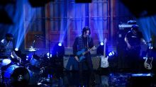 'Rest in peace sir': Jack White pays tribute to Eddie Van Halen on 'SNL' by playing special guitar