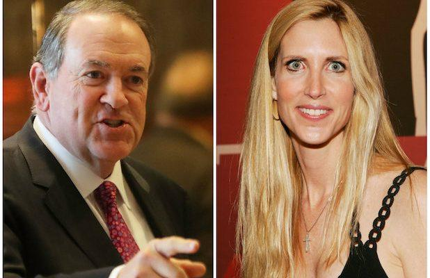 Mike Huckabee: If Ann Coulter Thinks She Can Do Better Than Trump, 'Let Her Run for Office'