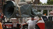 Judge blocks removal of more Confederate statues in Richmond