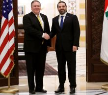 Pompeo in Lebanon warns of Hezbollah's 'destabilising influence'