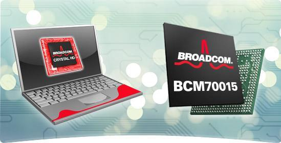 Broadcom's Crystal HD tech to liven up HD capabilities of N450-based netbooks