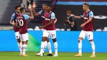 Sebastien Haller bags a brace as West Ham ease past Charlton