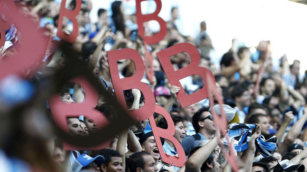 Antes de Gre-Nal, Grêmio provoca Inter em rede social