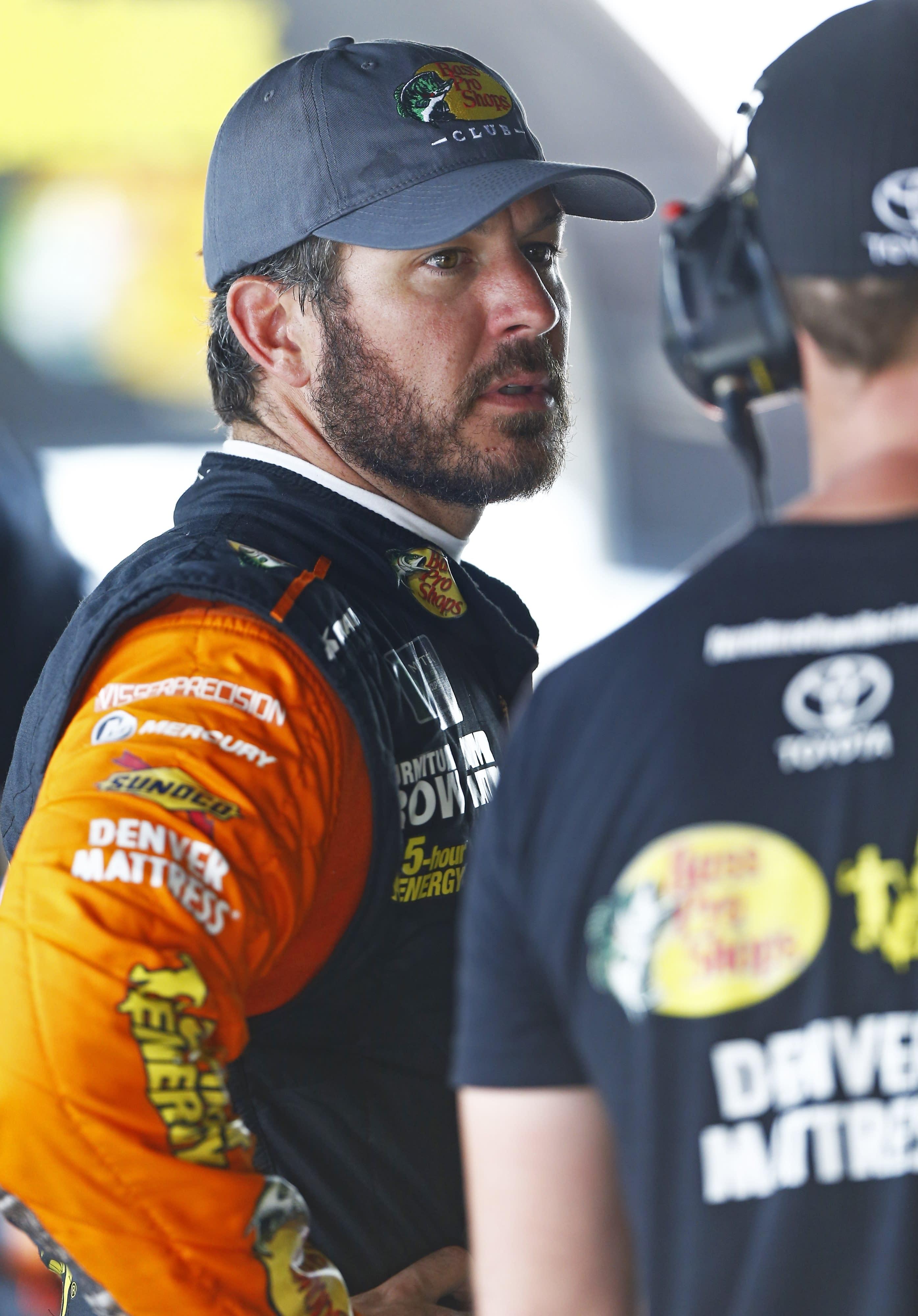 NASCAR champion Truex needs sponsor to keep team intact